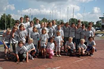Das Opticamp - hier die Teilnehmer aus dem Jahr 2010