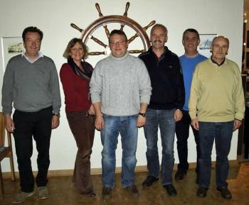 Vorstand der WG Dümmer