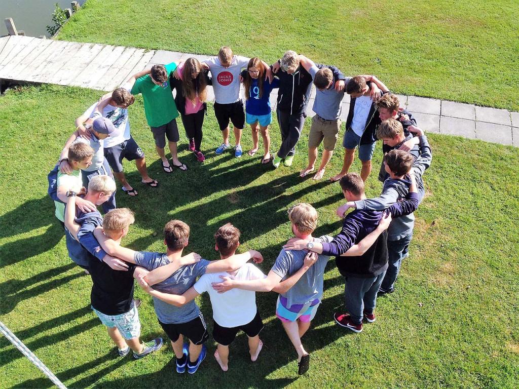 Europe Team Niedersachsen – mentale Vorbereitung auf den Start bei der IDJM 2015 im YStM