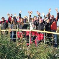 Teilnehmer des Europe Sichtungslehrgangs in der SVH