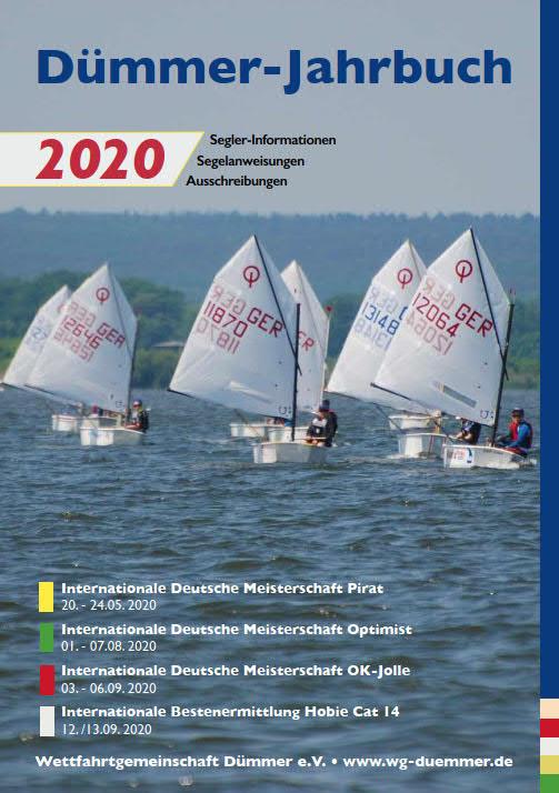 Das Dümmer-Jahrbuch  2020 ist online