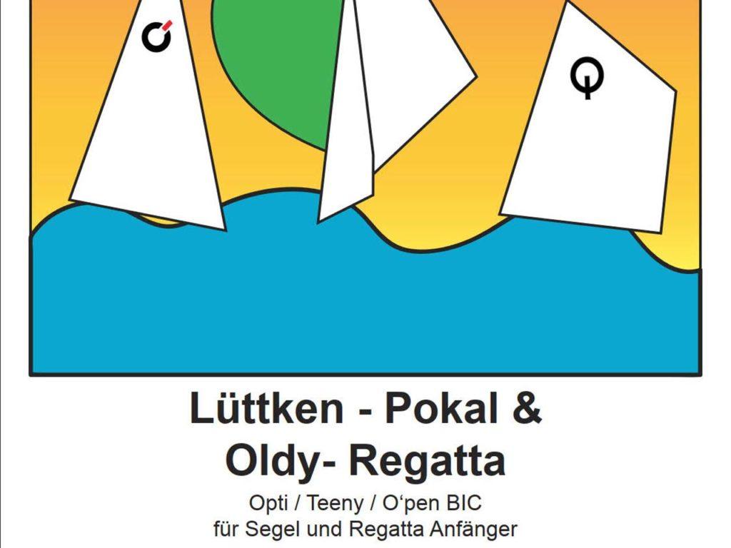 Lüttken-Pokal und Oldy-Regatta am 8. August